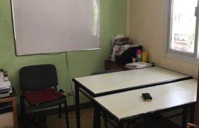 《Baguio JIC 語言學校》小團體課教室