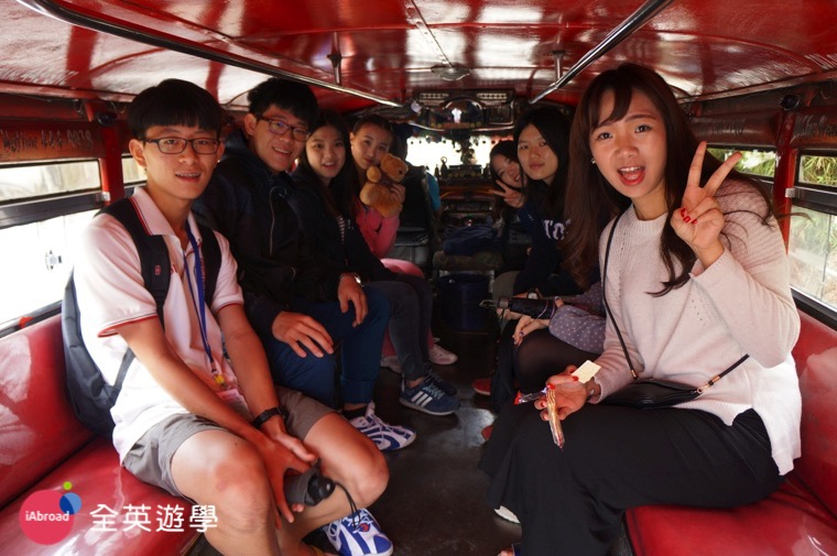 ▲ 搭乘菲律賓的公車「吉普尼 Jeepney」!