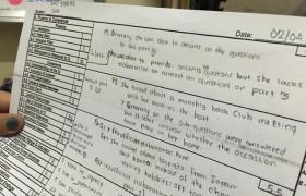 CNS 2 碧瑤學校,雅思口說模擬測驗 IELTS Speaking Mock Test 成績單