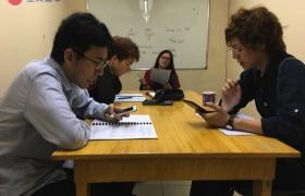 CNS 2 碧瑤學校, 雅思 IELTS 英文口說團體課