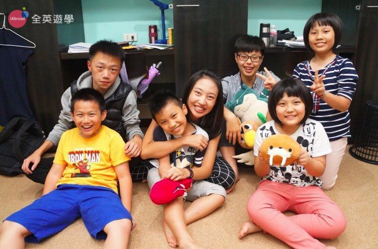 ▲ 碧瑤語言學校唸英文,宿舍生活和樂融融~