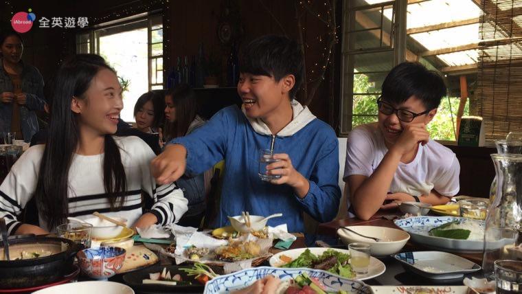 ▲ 碧瑤 Chaya 餐廳日式料理,學生必推美食!