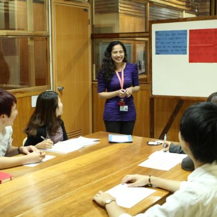 菲律賓遊學_語言學校專業級師資