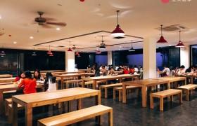 EV 語言學校宿霧親子遊學推薦斯巴達課程_學校餐廳1