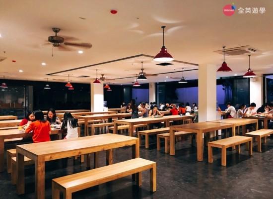 EV 學生餐廳 & 咖啡廳