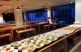 EV 語言學校宿霧親子遊學推薦斯巴達課程_學校餐廳3