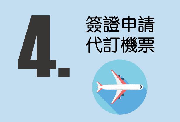 4. 服務流程_申請簽證 代訂機票 141125-ok