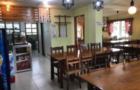 《Baguio JIC 語言學校》學生餐廳旁邊就是福利社,可以買到一些零食、飲料、生活用品