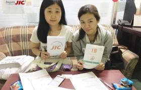 《Baguio JIC 語言學校》學生校內生活