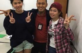《Baguio JIC 語言學校》學生與老師