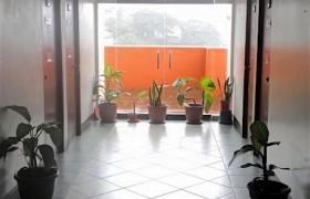 CNS 2 碧瑤語言學校,學生宿舍走廊