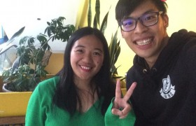 CNS 2 碧瑤學校,全英學生 Jack 和老師