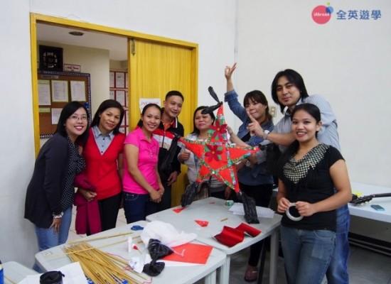 CNS2 學校環境&自習教室 & 健身器材