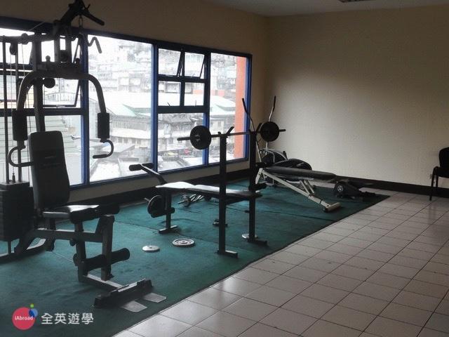 CNS 2 碧瑤語言學校,健身房