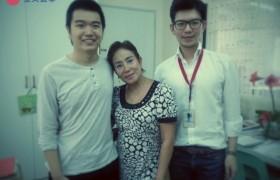 CNS 2 碧瑤語言學校,學生經理與老師
