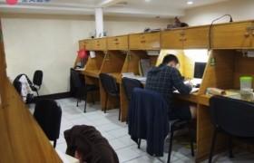 CNS 2 碧瑤語言學校,學生自習室