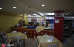 CNS 2 碧瑤語言學校,學生餐廳
