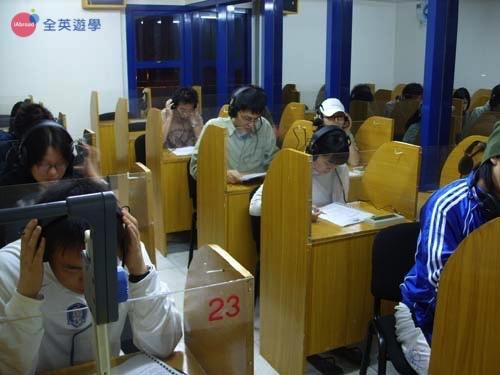 CNS 2 碧瑤語言學校,雅思 IELTS 模擬考試