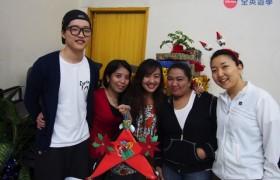 CNS 2 碧瑤語言學校,聖誕節活動