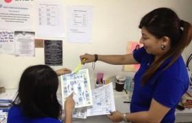 《First English 語言學校》一對一課程