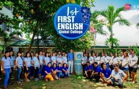 《First English 語言學校》師資穩定,老師都是經過層層篩選、專業培訓