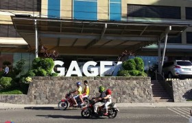 《IDEA Academia 語言學校》位於 GAGFA 大樓 16 樓