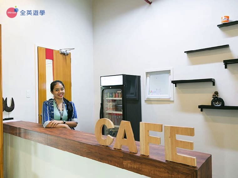 《IDEA Academia 語言學校》咖啡廳