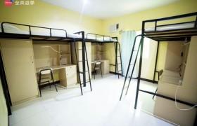 《IDEA Cebu 語言學校》學生宿舍提供三人房&四人房