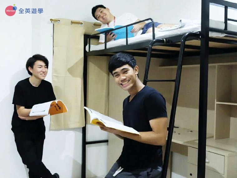 《IDEA Cebu 語言學校》學生宿舍生活