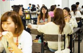《IDEA Cebu 語言學校》學生餐廳&三餐菜色