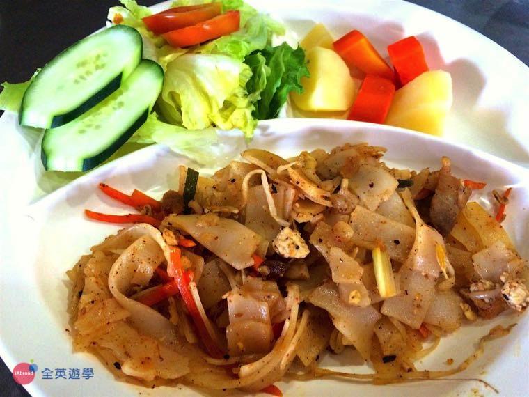 《IDEA Cebu 語言學校》三餐菜色口味偏日式
