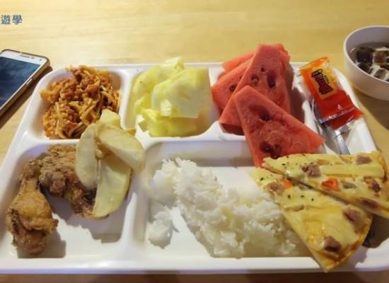 IDEA CEBU 學生餐廳&食物