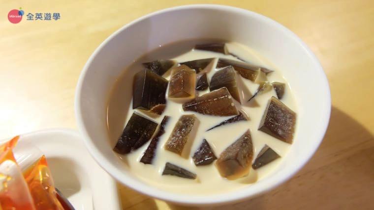 《IDEA Cebu 語言學校》三餐菜色,有時會有甜點唷!
