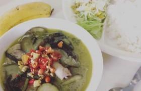 《IDEA Cebu 語言學校》三餐菜色,偏日式口味