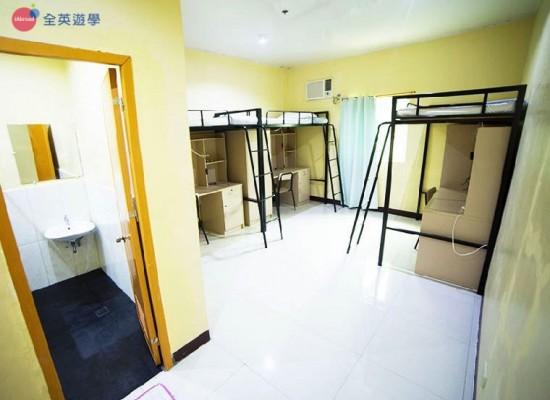 IDEA CEBU 宿舍環境