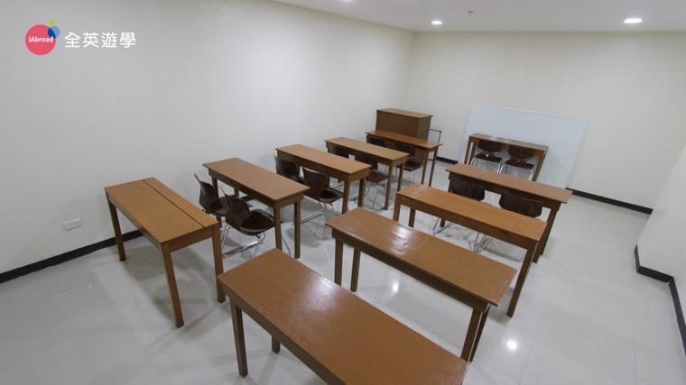 ▲ Pines 新校區團體課教室