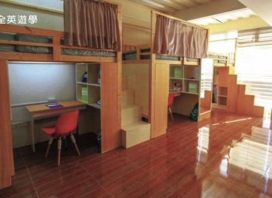 PINES 碧瑤新校區-宿舍房間、學校餐廳 (Main Campus)