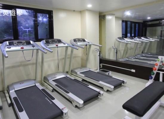 PINES 碧瑤新校區-健身房、雅斯多益考場 (Main Campus)