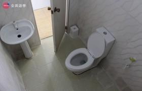 Philinter 語言學校-學生宿舍廁所