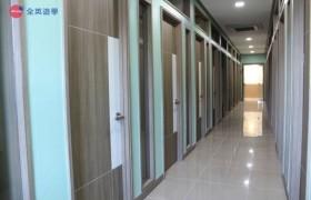Philinter 語言學校-教室走廊