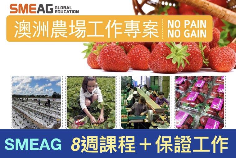 SMEAG 宿霧最大語言學校,8週ESL 英文課程+澳洲農場保證工作