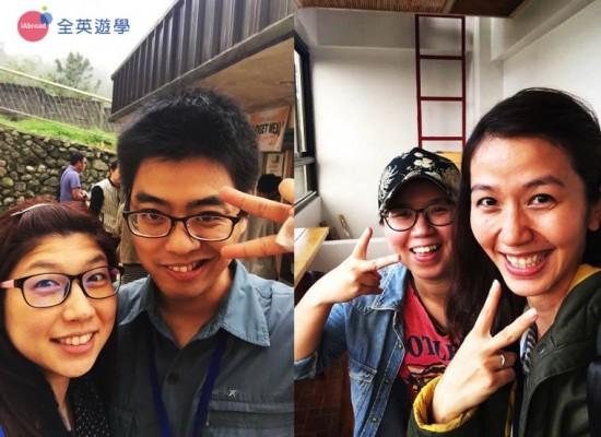 MONOL 全英遊學 幕後花絮、探訪學生