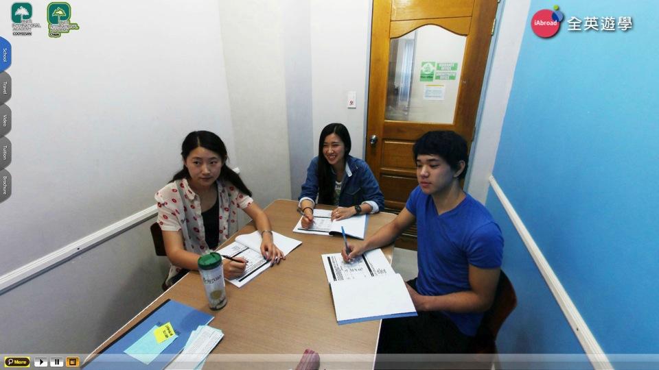 《PINES 語言學校》Chapis 小班團體課