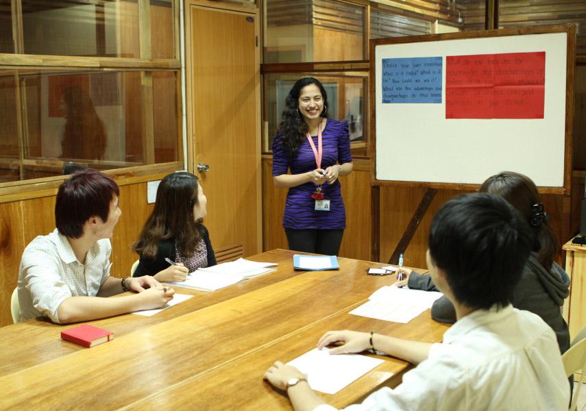 菲律賓遊學_語言學校老師皆經過專業訓練,師資定期評鑑,保障教學品質