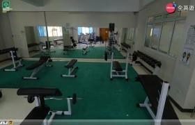 《PINES 語言學校》Chapis 健身房