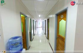 《PINES 語言學校》Chapis一樓教室區
