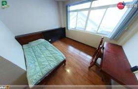 《PINES 語言學校》Chapis單人房 (床鋪、桌椅、電視、衣櫥、獨立衛浴)