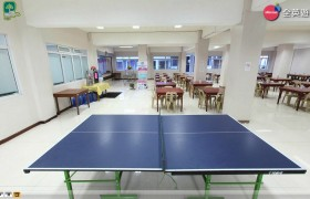 《PINES 語言學校》Chapis 桌球&多功能大廳