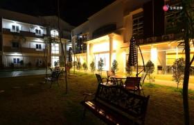 EG 學校夜景