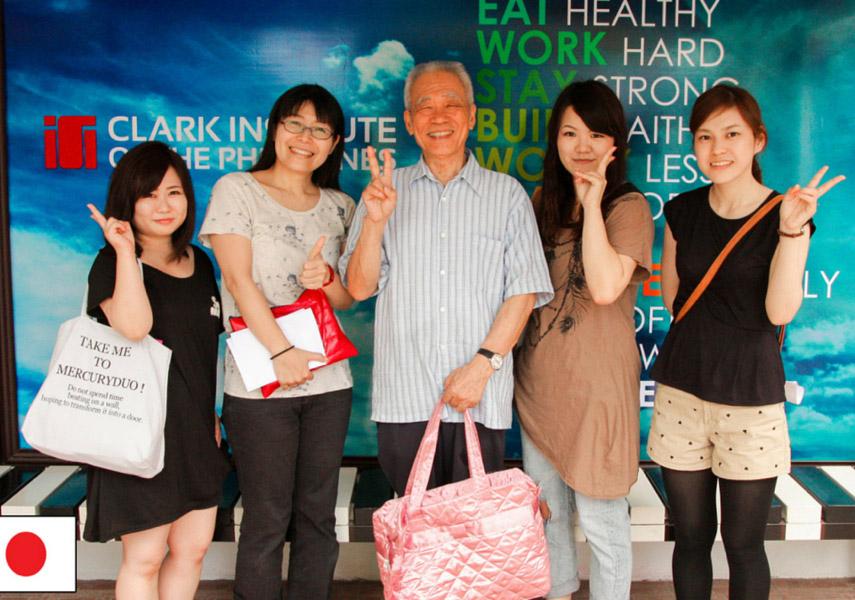 菲律賓遊學無年齡限制,適合1-99歲想學英文的朋友,樂齡學習最好的選擇,包吃包住包學費